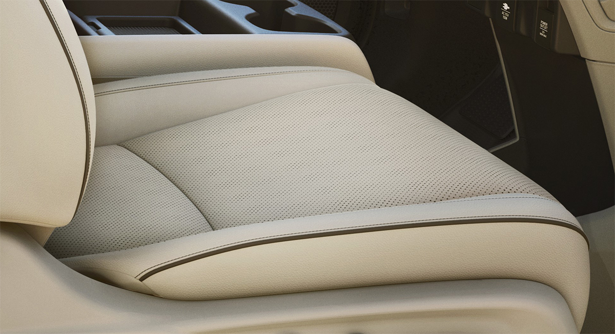 Honda Odyssey 2021 asientos
