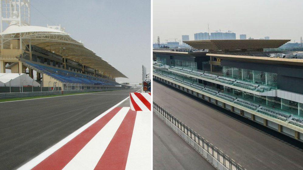 Gran Premio de Bahrein y Vietnam