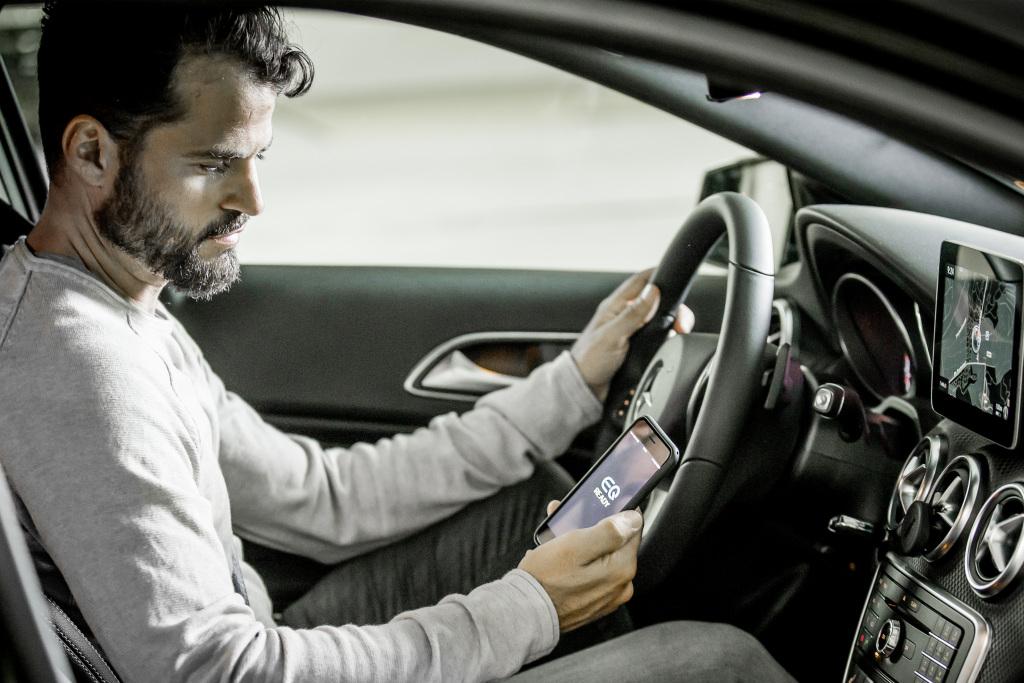 Mercedes-Benz te dice si estás listo o no para un auto eléctrico