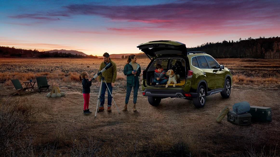 Subaru Forester Touring 2020 resena opiniones Es una camioneta amigable, bien equipada y con un alto nivel de confort