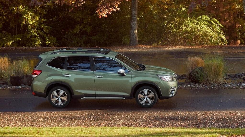 Una de sus principales virtudes Subaru Forester Touring 2020 resena opiniones es su carácter práctico