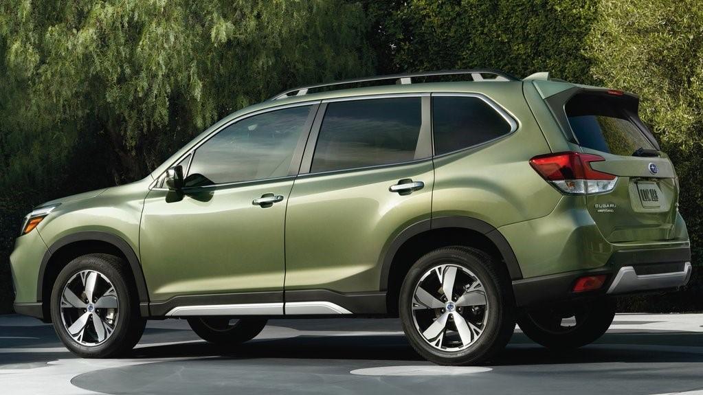 Subaru Forester Touring 2020 resena opiniones Tiene una personalidad aventurera, por lo que invita a salirse de vez en cuando del asfalto