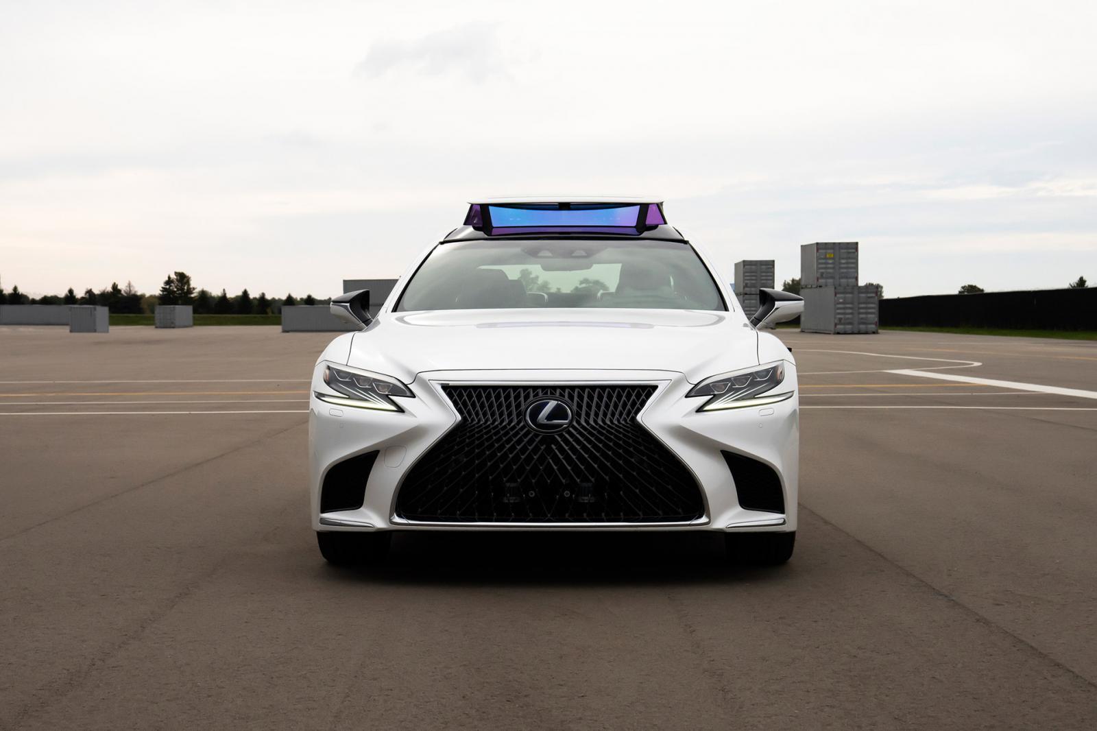 Lexus autónomo
