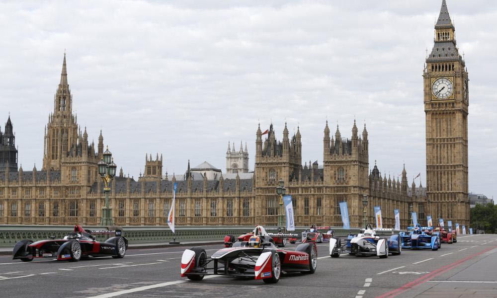 E-Prix Londres