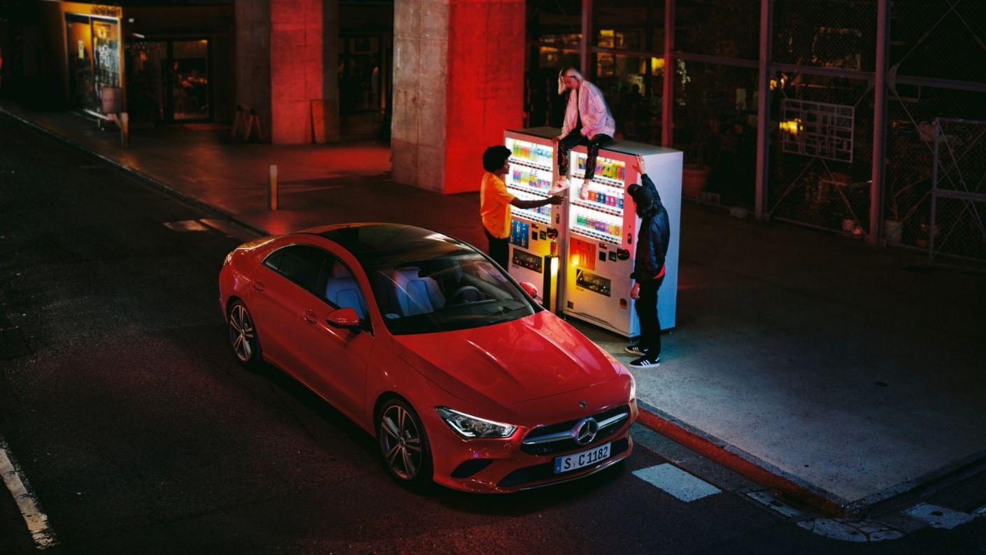 Mercedes-Benz Clase CLA 2020 precio en México