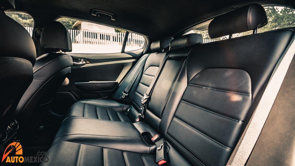 Kia Stinger GT 2020 resena opiniones