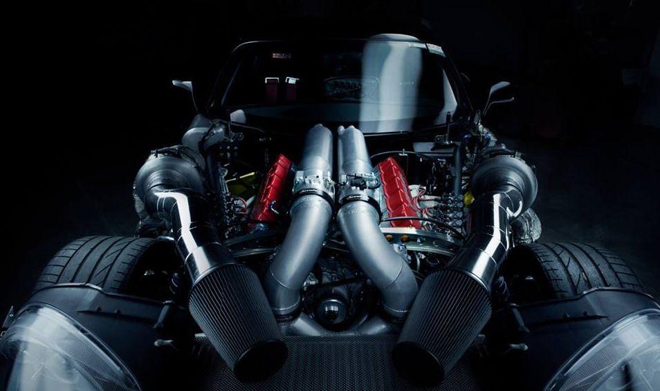 Twin turbo y biturbo