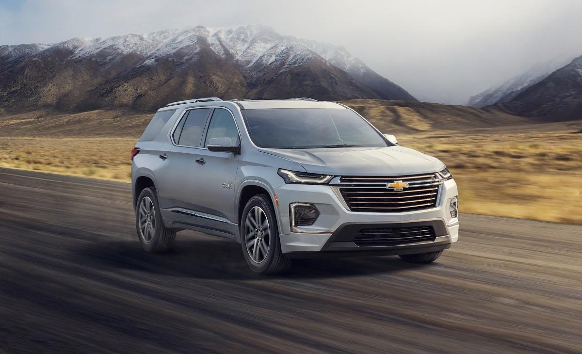 Chevrolet Traverse 2021