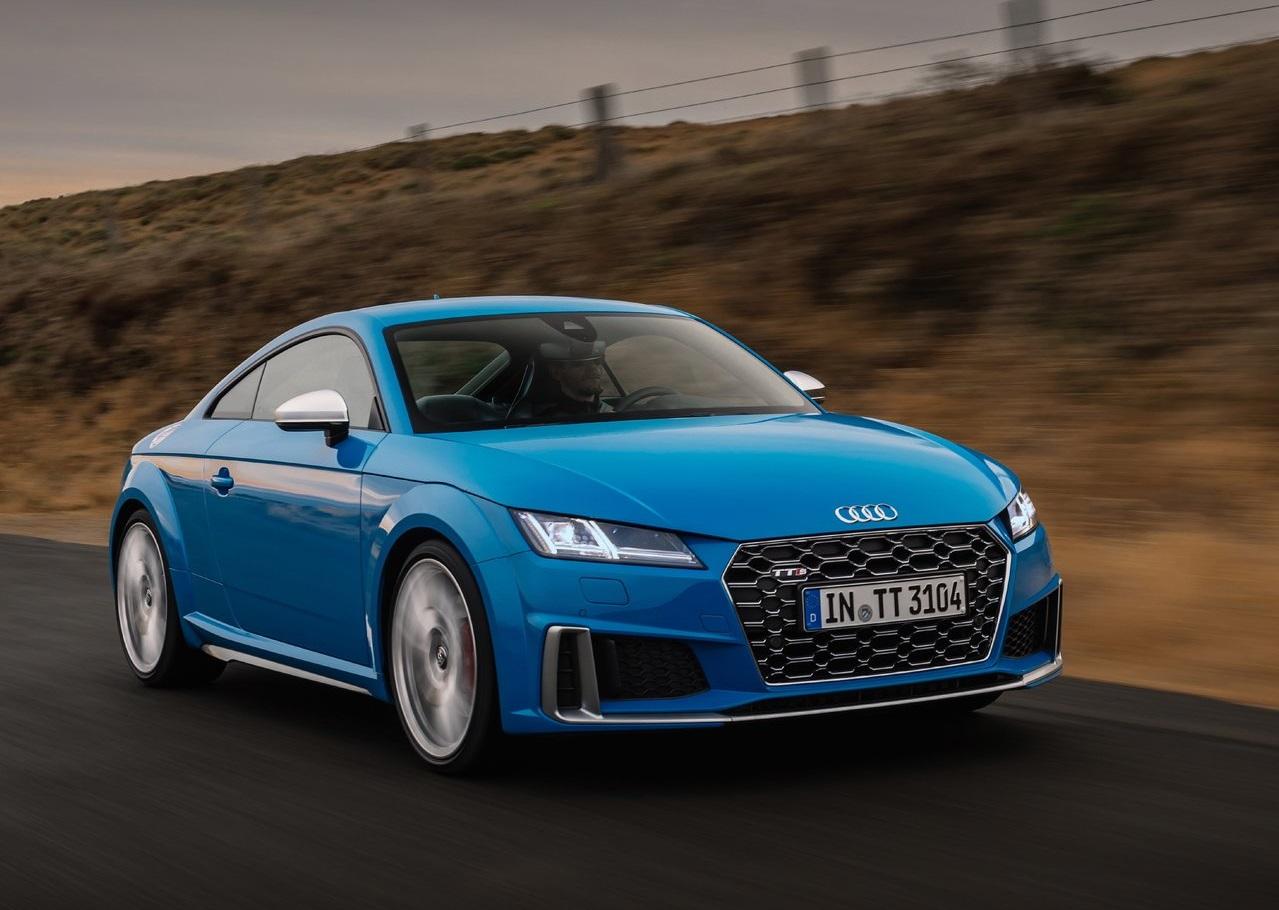 Audi TT TTS Coupé 2020 resena opiniones