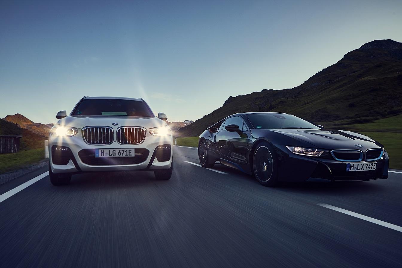 BMW X3 xDrive30e 2020 resena opiniones