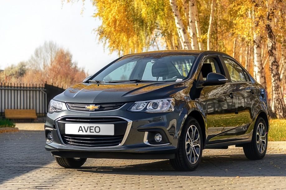 El Chevrolet Aveo llama la atención por su relación calidad-precio