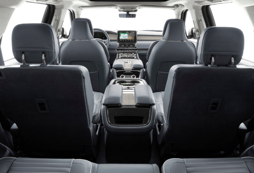 Lincoln Navigator Reserve Larga 2020 resena opiniones