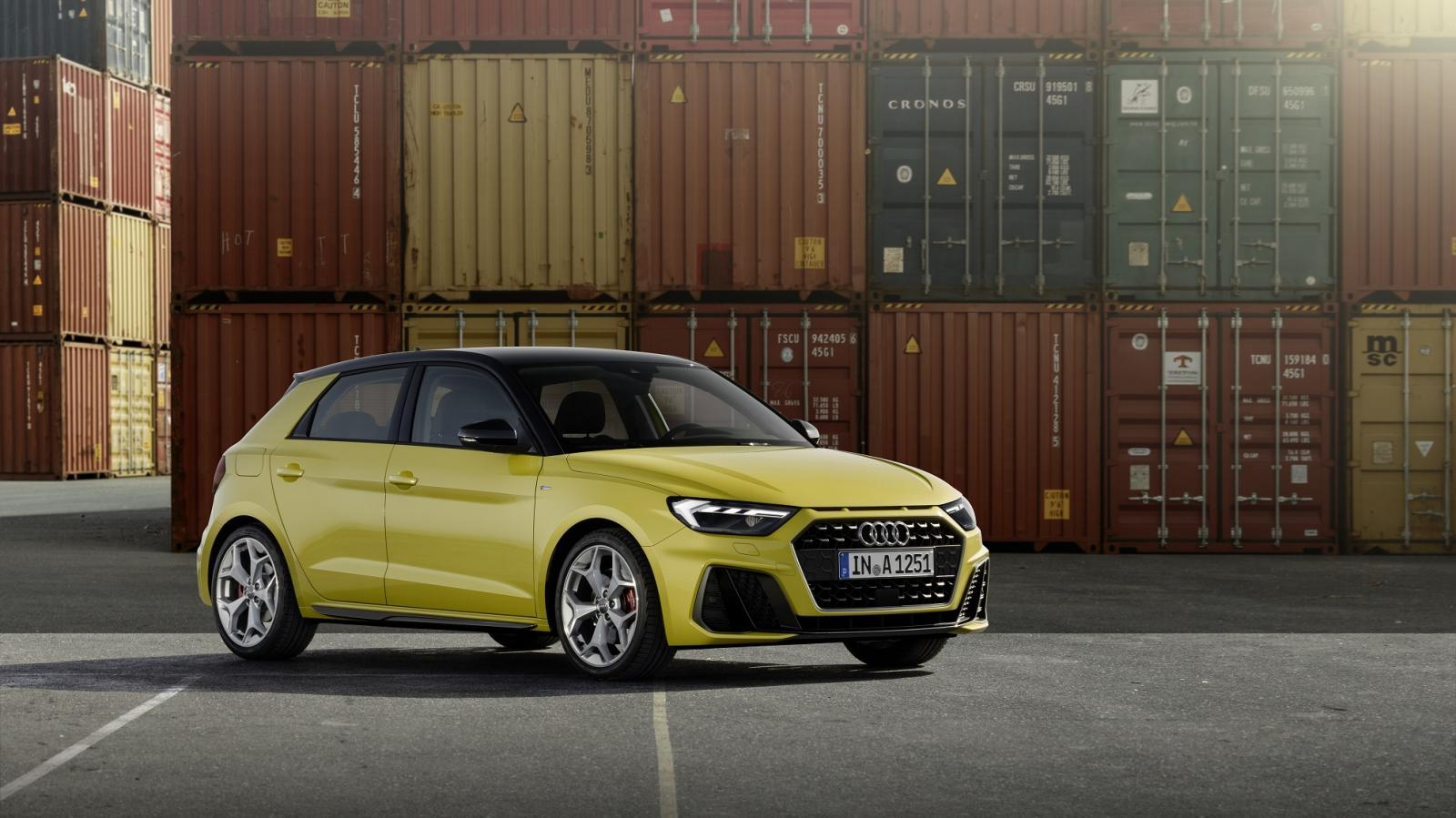 El Audi A1 Sportback presenta novedades interesantes