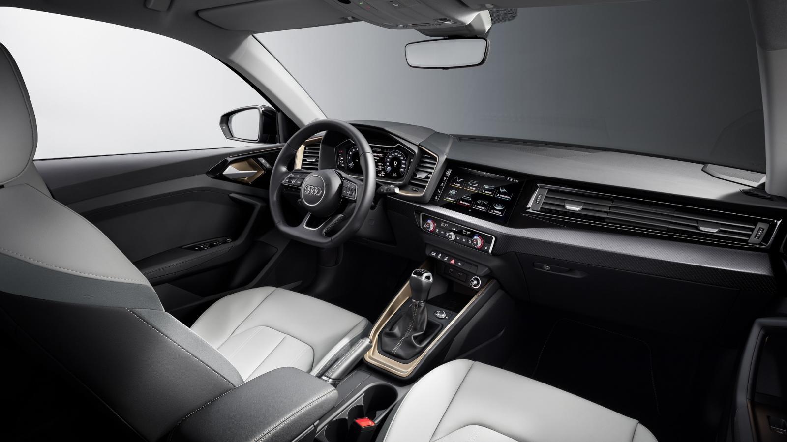 El Audi A1 mejoró sus acabados