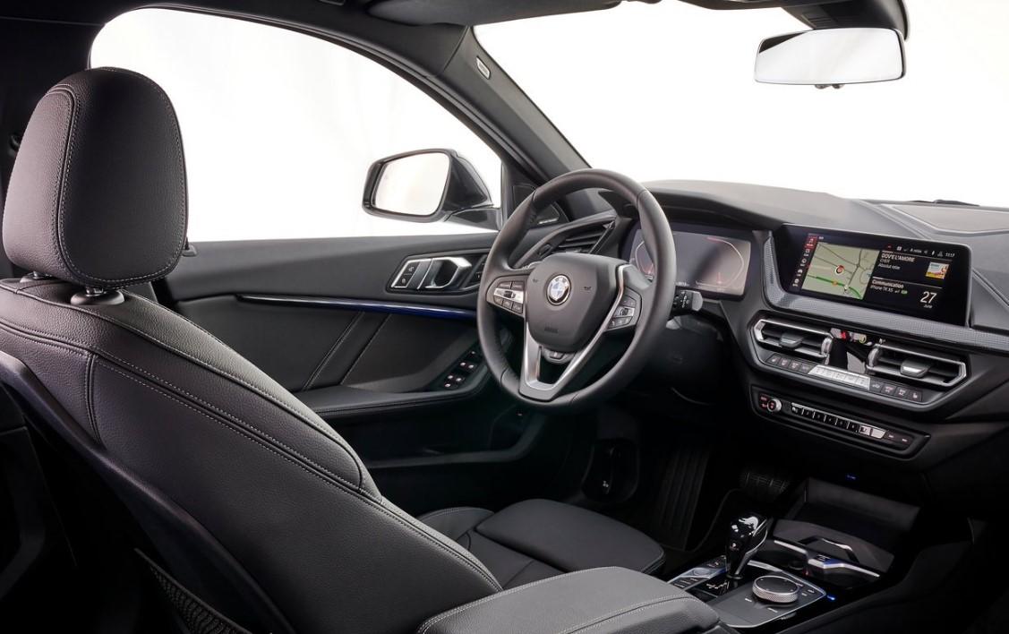 El BMW Serie 1 tiene acabados de calidad