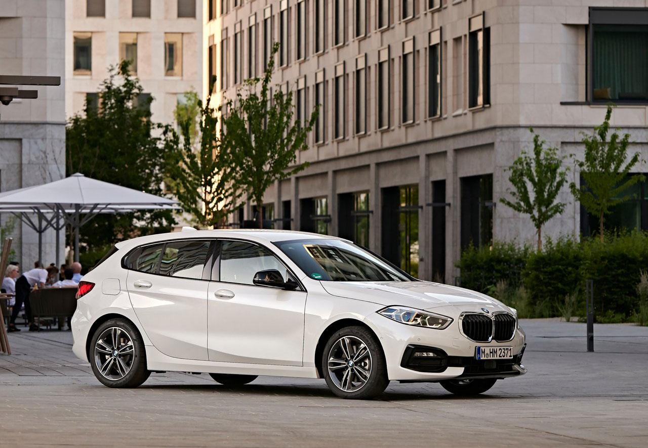 El BMW Serie 1 está disponible en México
