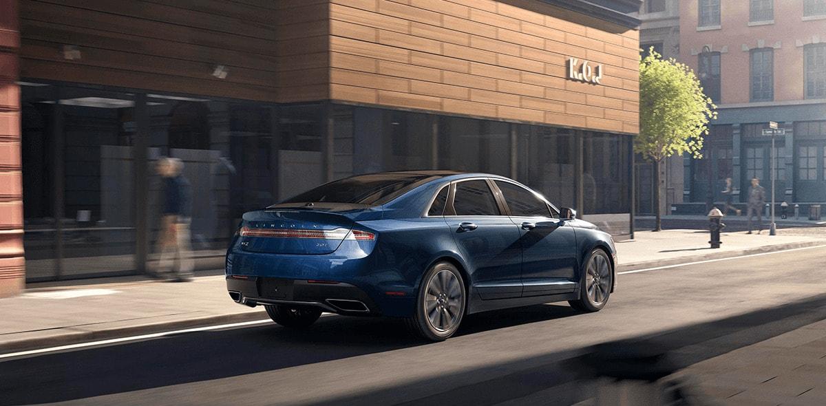 Lincoln MKZ Reserve 2020 resena opiniones lleva varias asistencias para la conducción