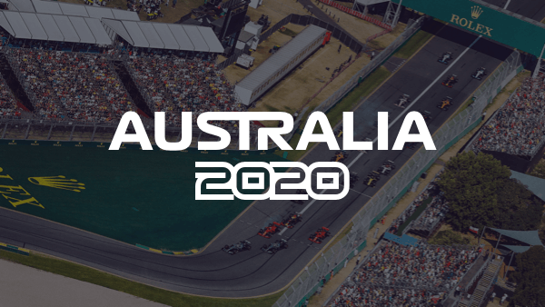 Australia GP 2020