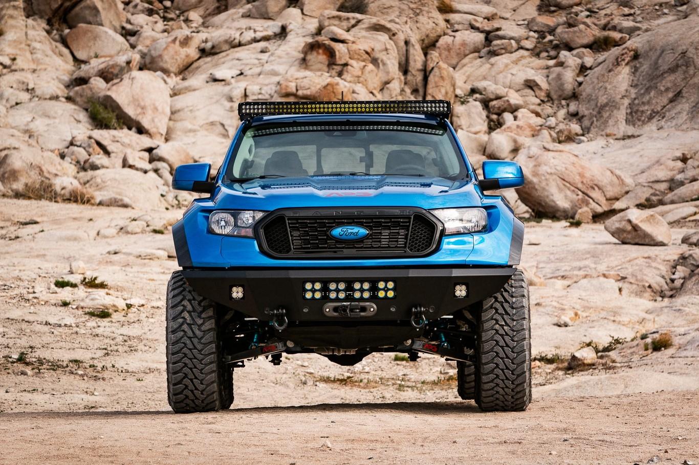APG Ford Ranger ProRunner