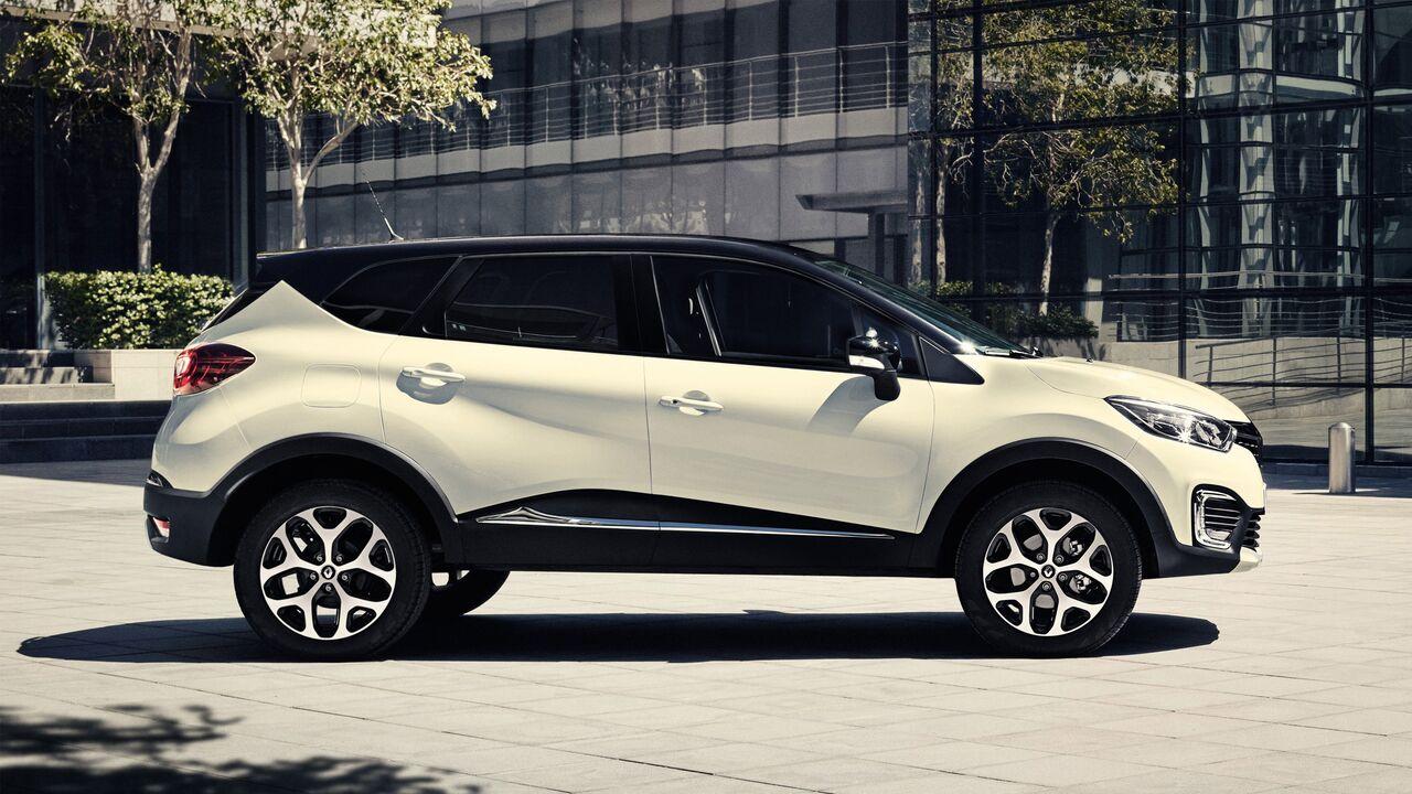 Renault Captur Bose 2020 resena opiniones Tiene un diseño aerodinámico y con chasis elevado que le da un toque aventurero