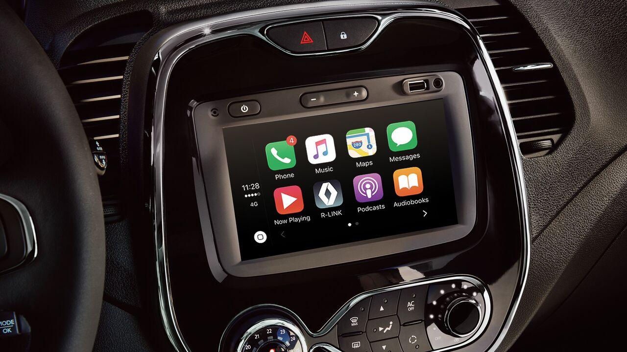 Renault Captur Bose 2020 resena opiniones Cumple con lo necesario en el apartado del infotenimiento