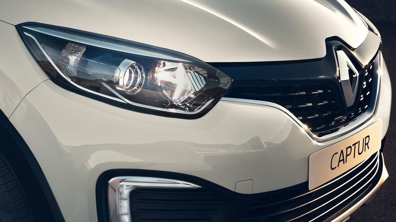 Sus faros principales Renault Captur Bose 2020 resena opiniones son LED, al igual que las luces traseras