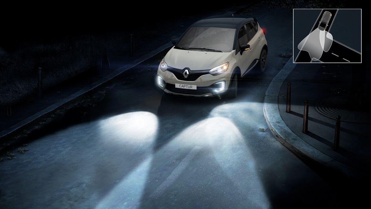Renault Captur Bose 2020 resena opiniones Tiene un paquete de seguridad adecuado para su rango de precios