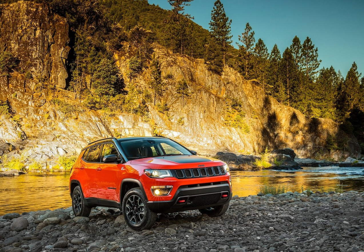 Jeep Compass Trailhawk 2020 resena opiniones