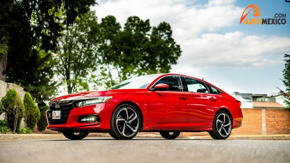 Honda Accord 2020 precio en México