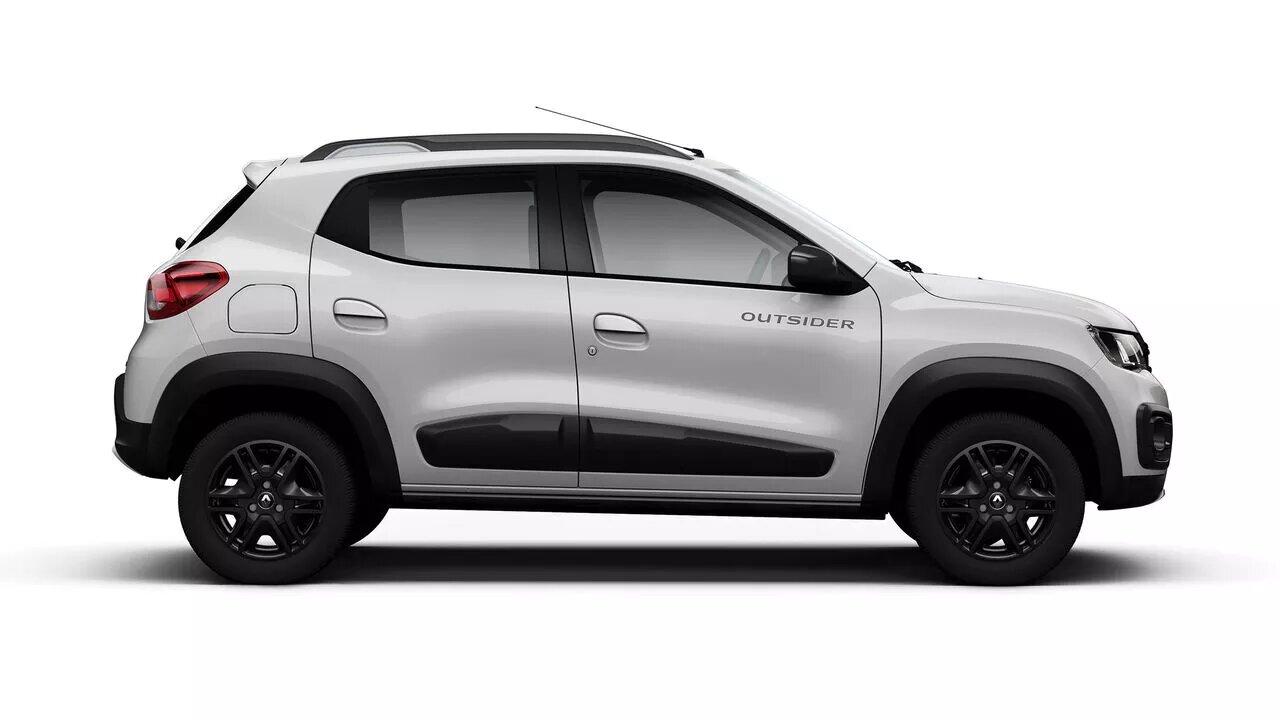 La Renault Kwid es la SUV de acceso de la marca