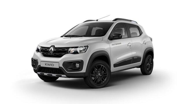 La Renault Kwid se vende en tres versiones en México