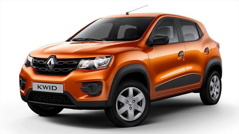 La Renault Kwid es una SUV para entornos de ciudad