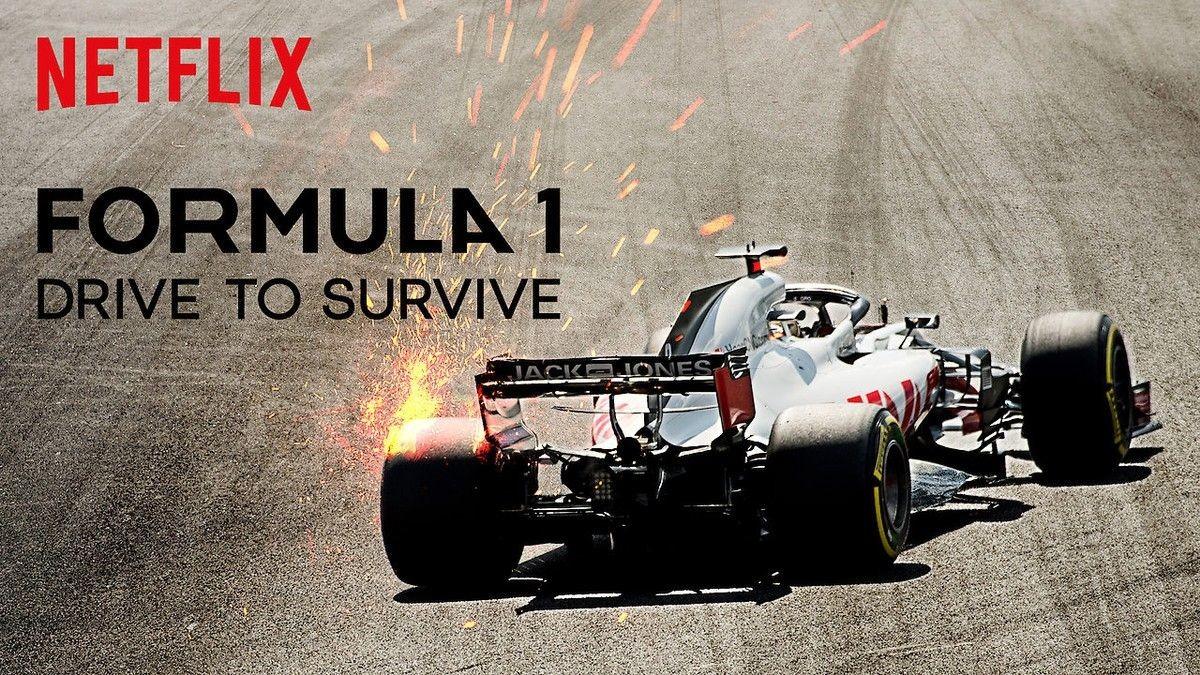 Fórmula 1: Drive to Survive