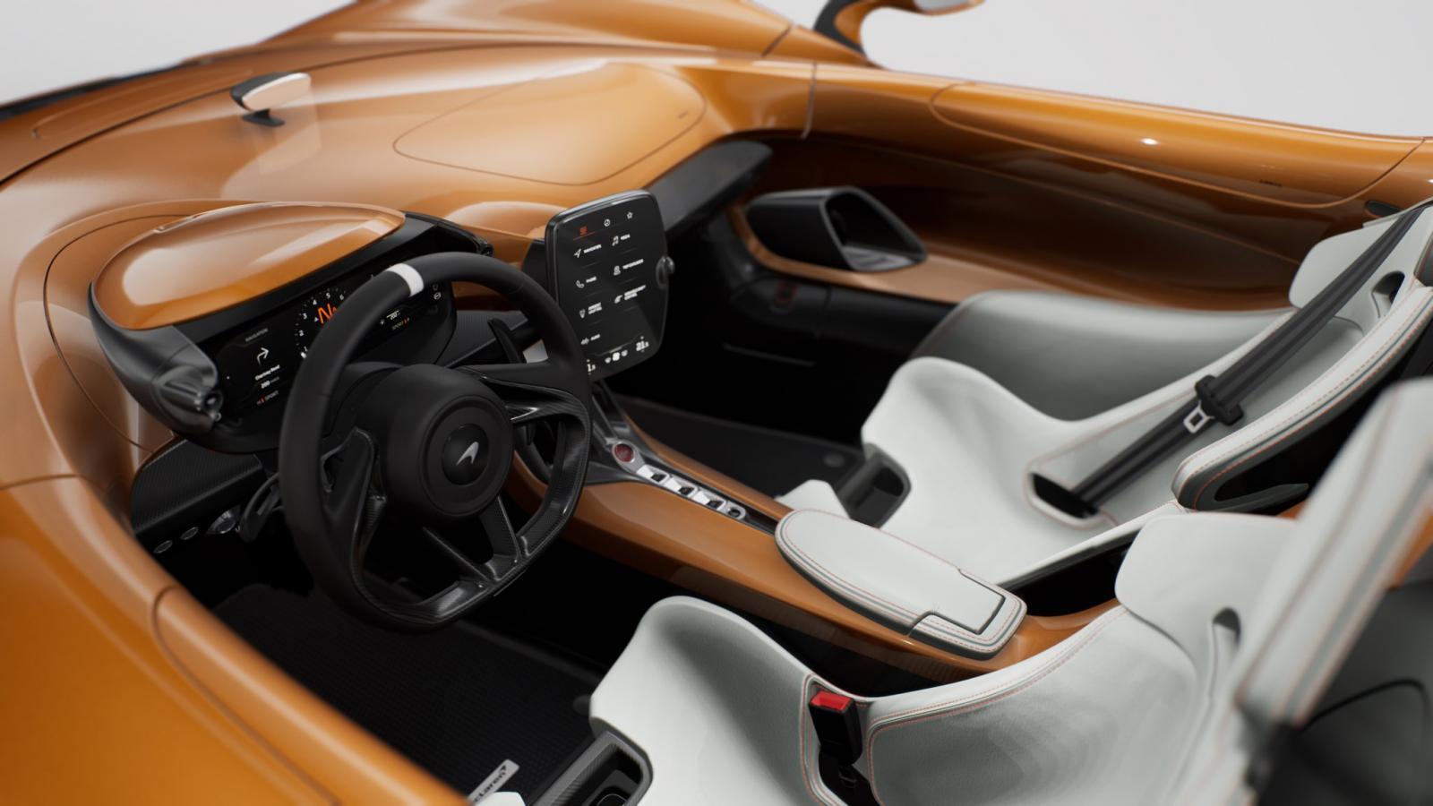 McLaren Elva M6A de MSO