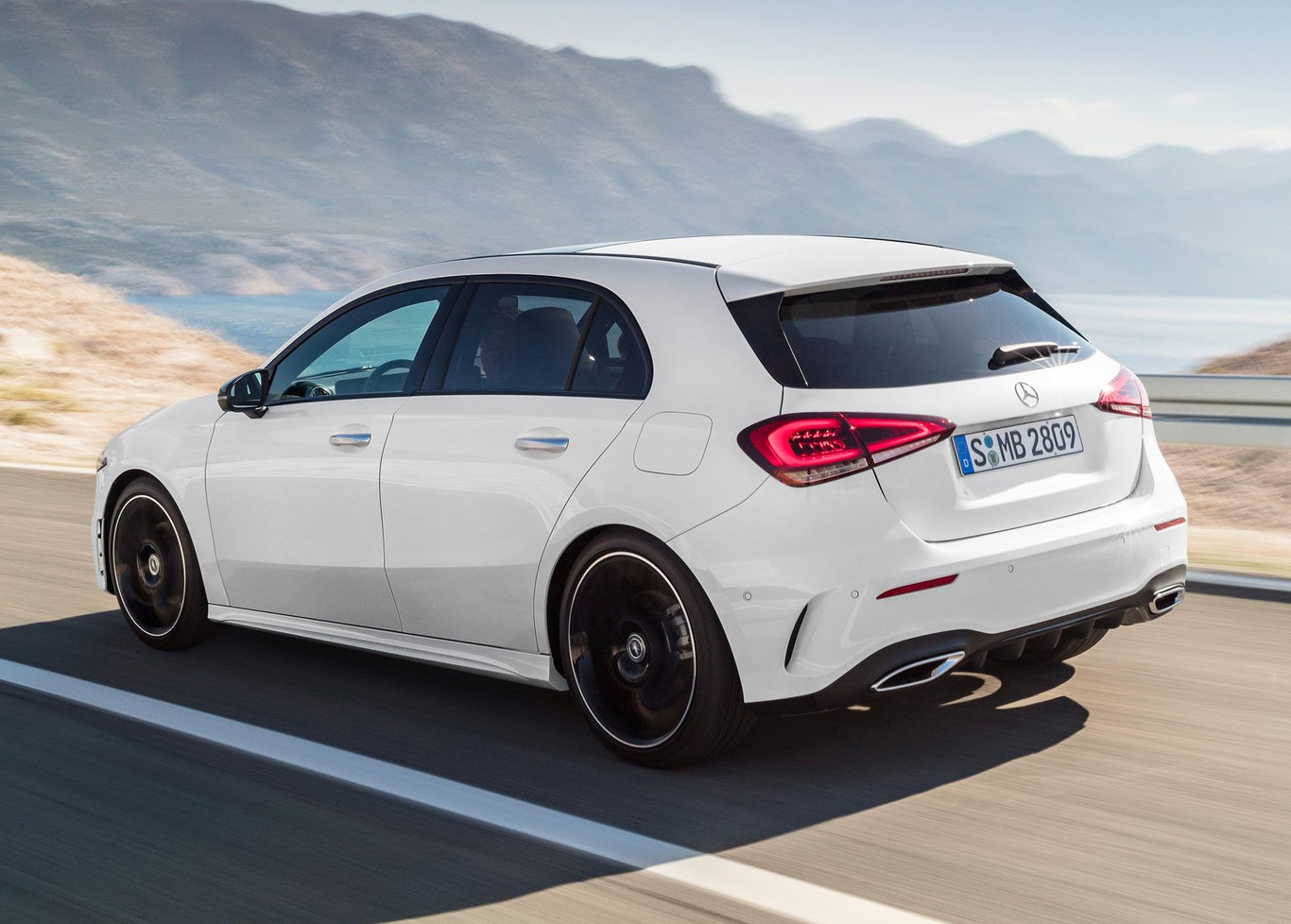 Mercedes-Benz Clase A Hatchback 200 Style 2020