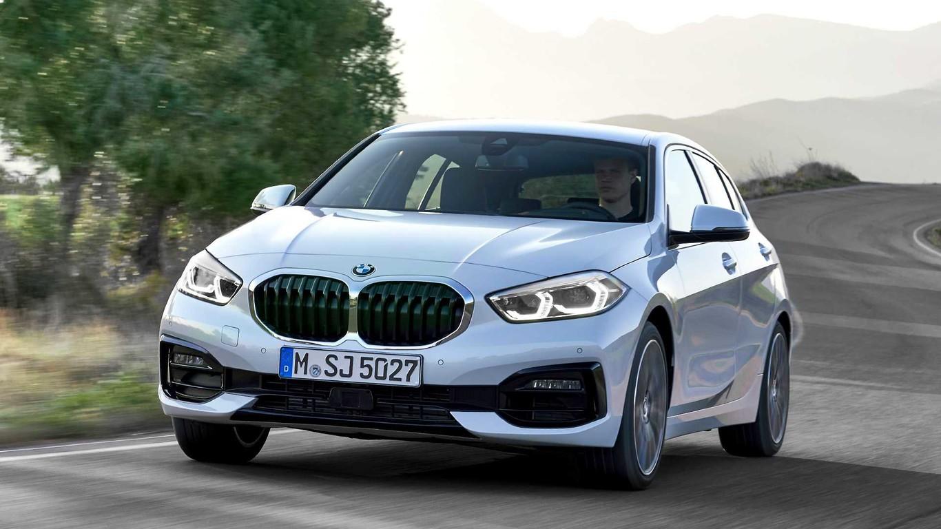 BMW Serie 1 118iA Sport Line 2020