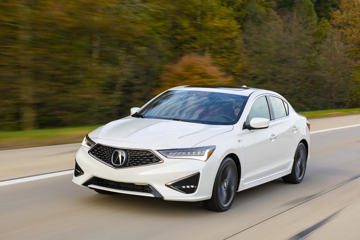 Acura ILX Tech 2020 color blanco