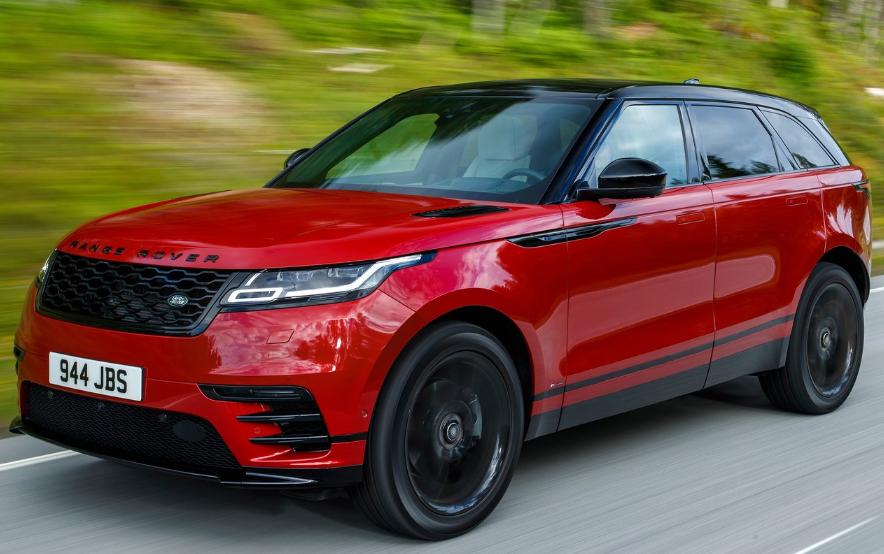 Land Rover Range Rover Velar R-Dynamic HSE 2020 resena opiniones