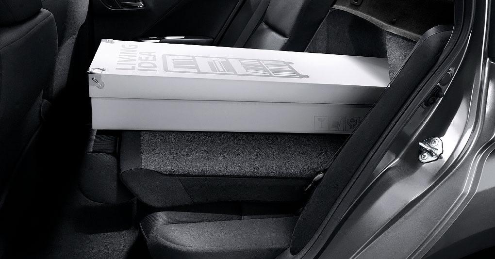 El Honda City EX CVT 2020 resena opiniones tiene asientos en tela