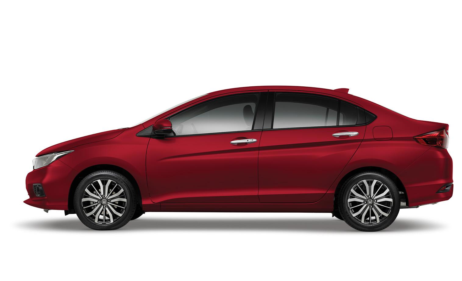 El Honda City EX CVT 2020 resena opiniones tiene rines de aleación