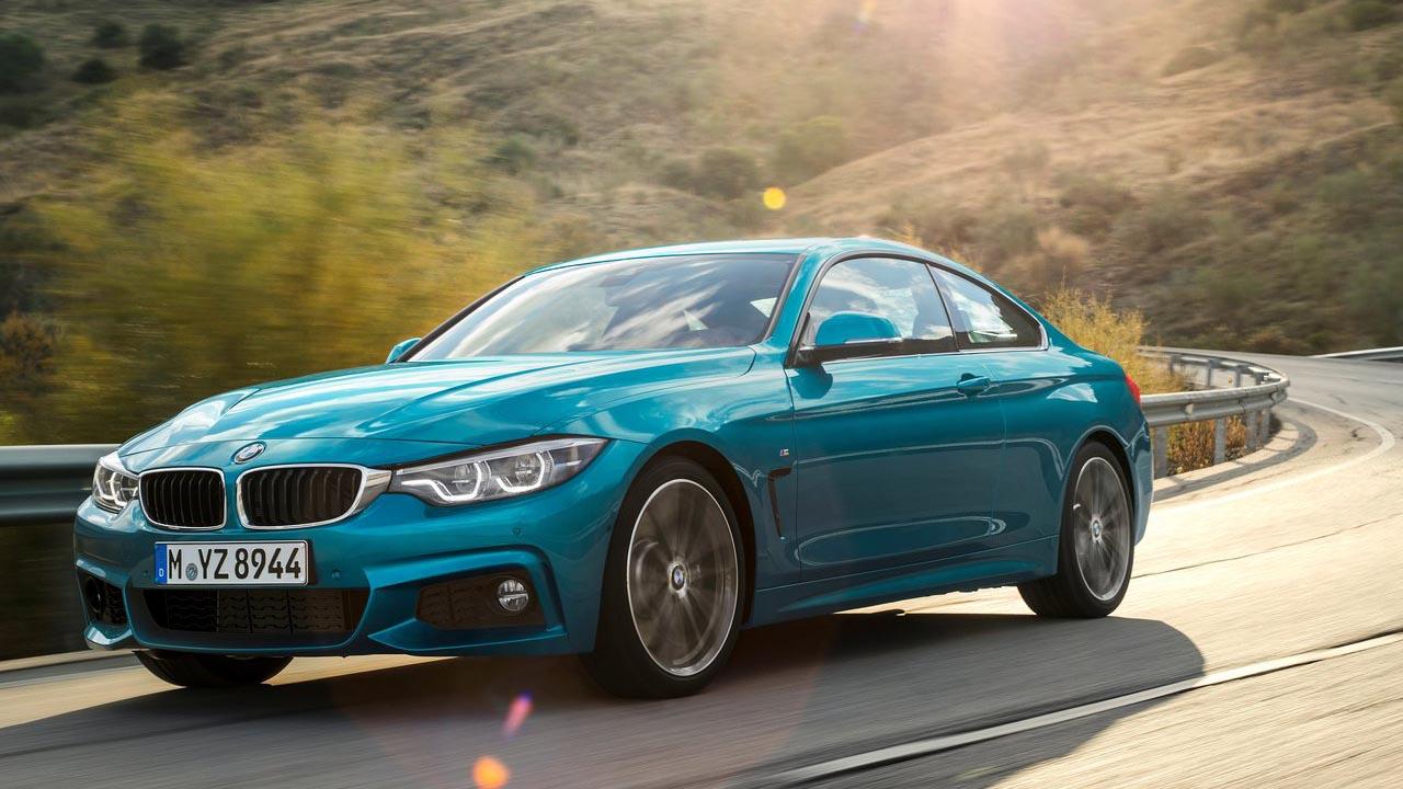 BMW 440iA Coupé M Sport 2020 reseña opiniones