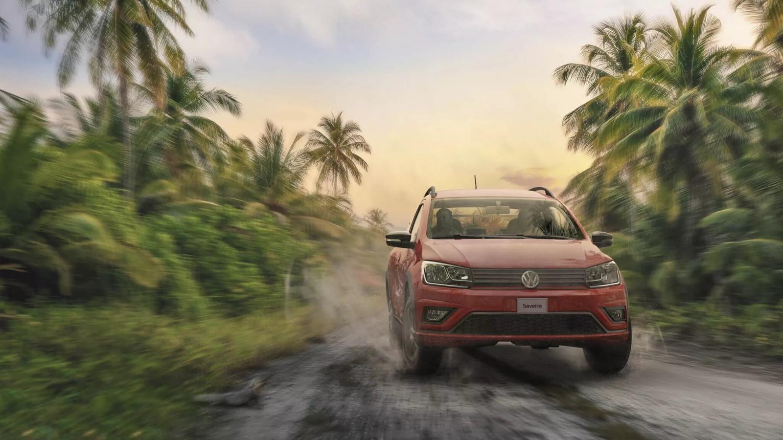 La Volkswagen Saveiro es una pick-up accesible y práctica para el trabajo pesado