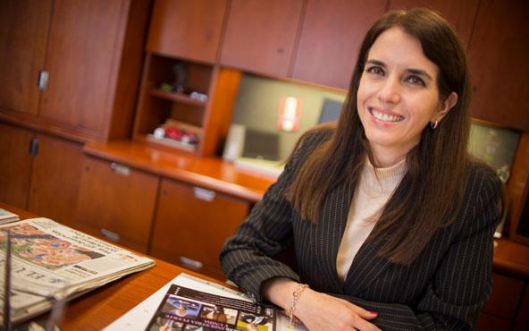 Evelin Nava Directora de logística FCA México