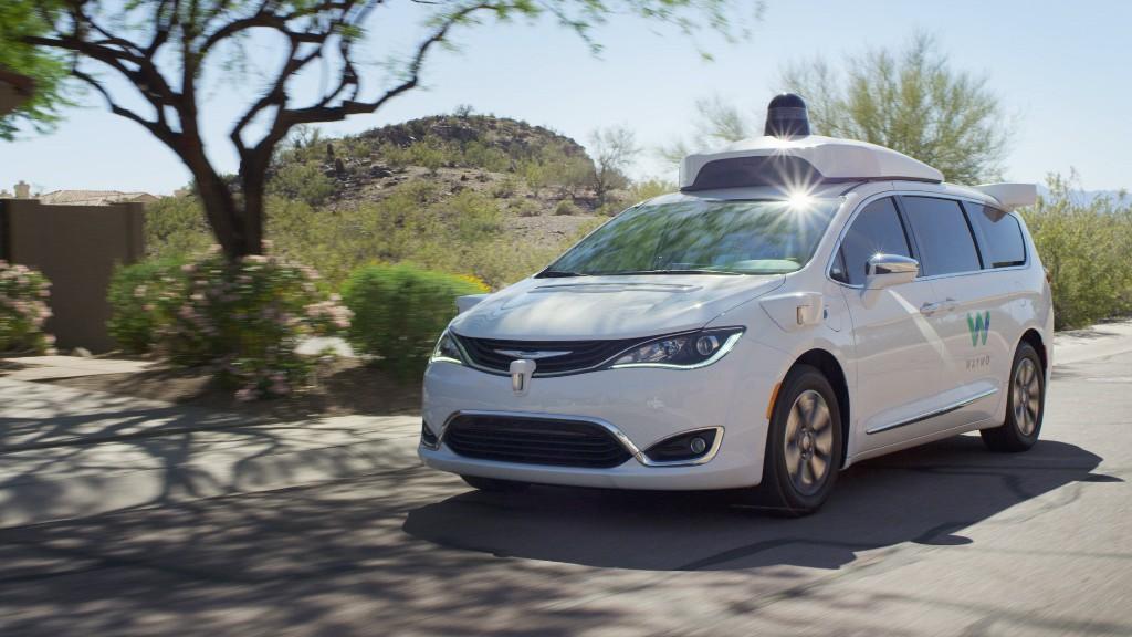 Waymo ofrece servicio de taxi en vehículos autónomos