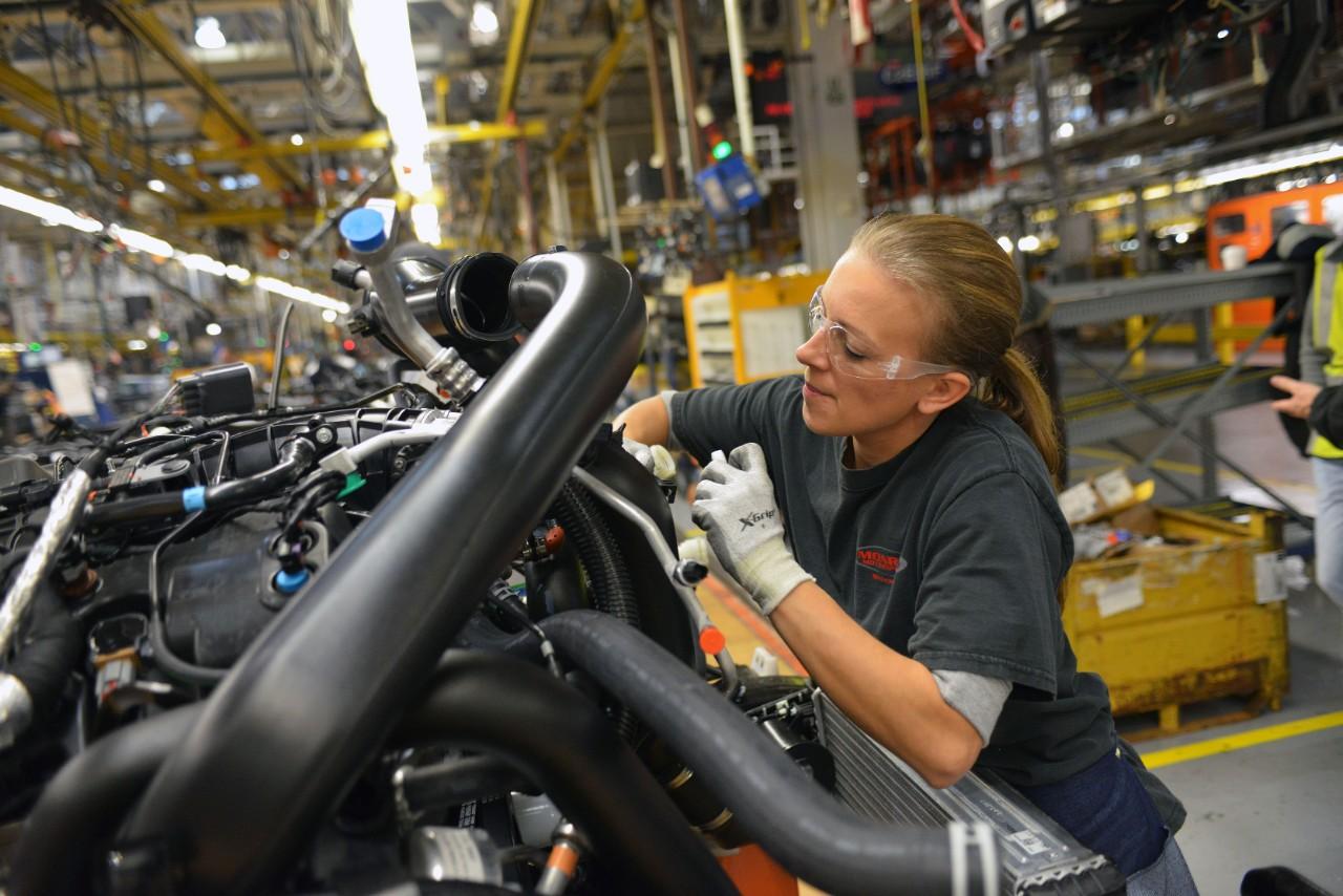 Ford planea volver a la actividad de manera gradual