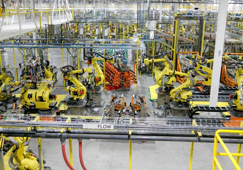Los empleados de Ford en Hermosillo podrían volver a trabajar en abril