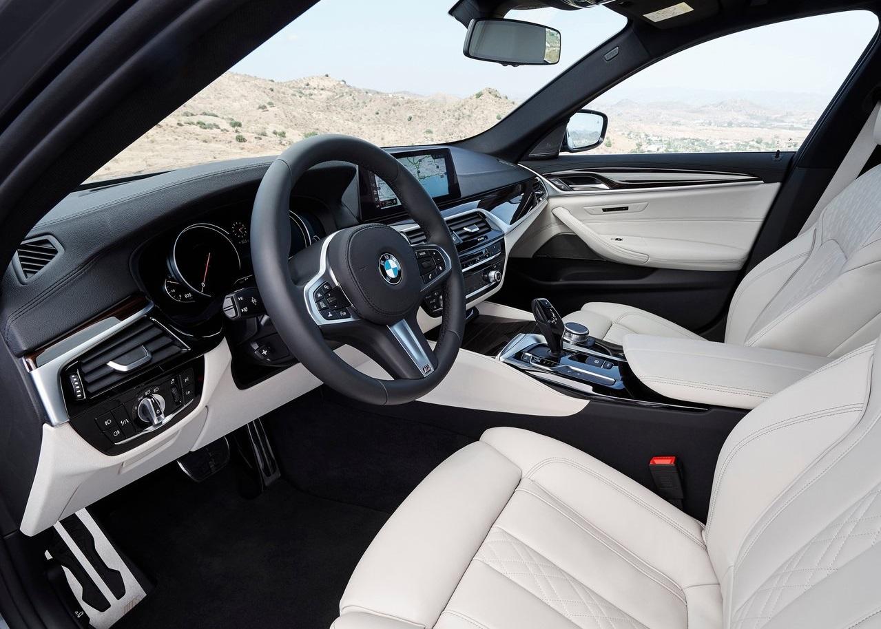 BMW 540iA M Sport 2020 resena opiniones