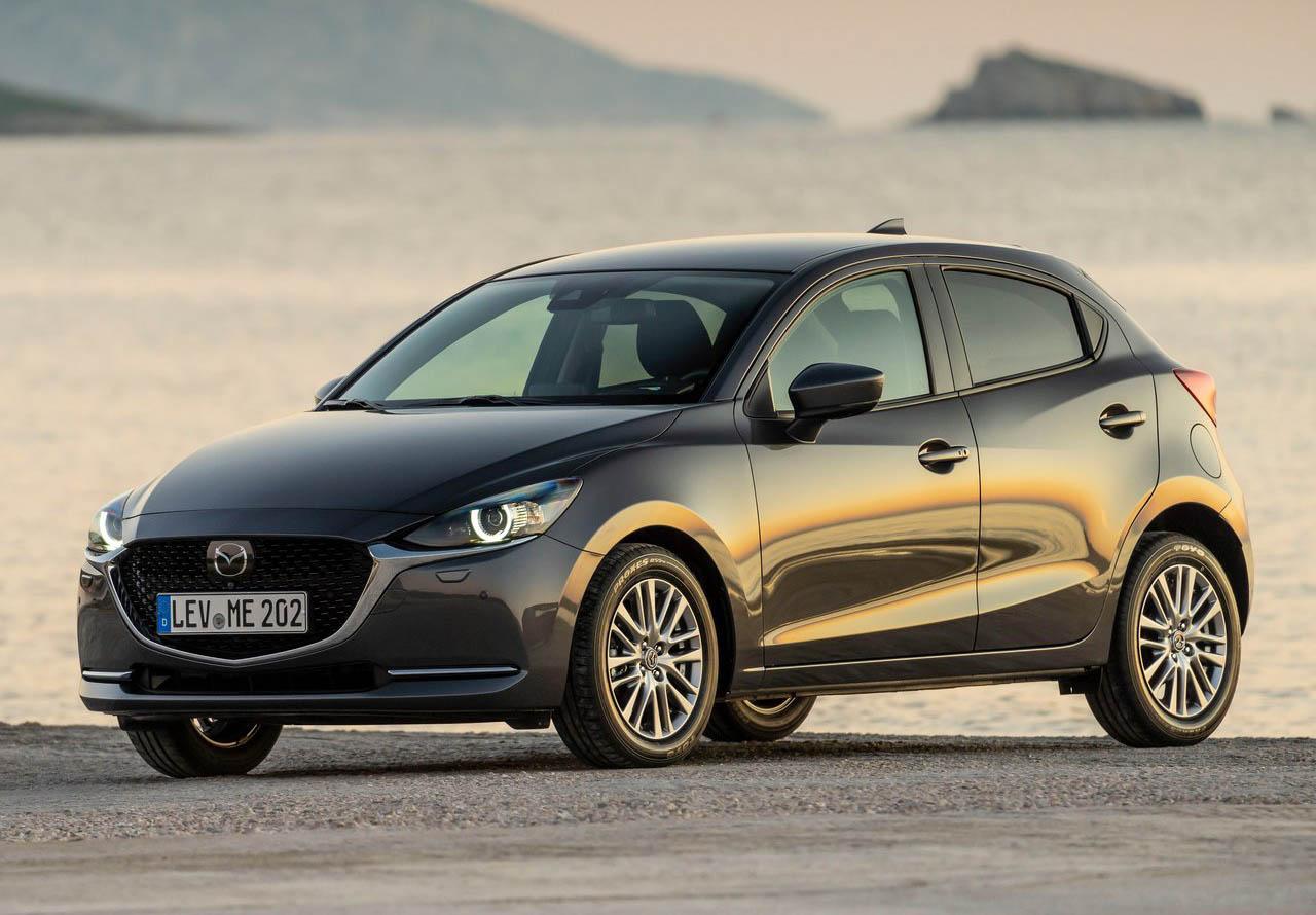 El Mazda 2 Hatchback i Grand Touring AT 2020 resena opinioneses un auto versátil