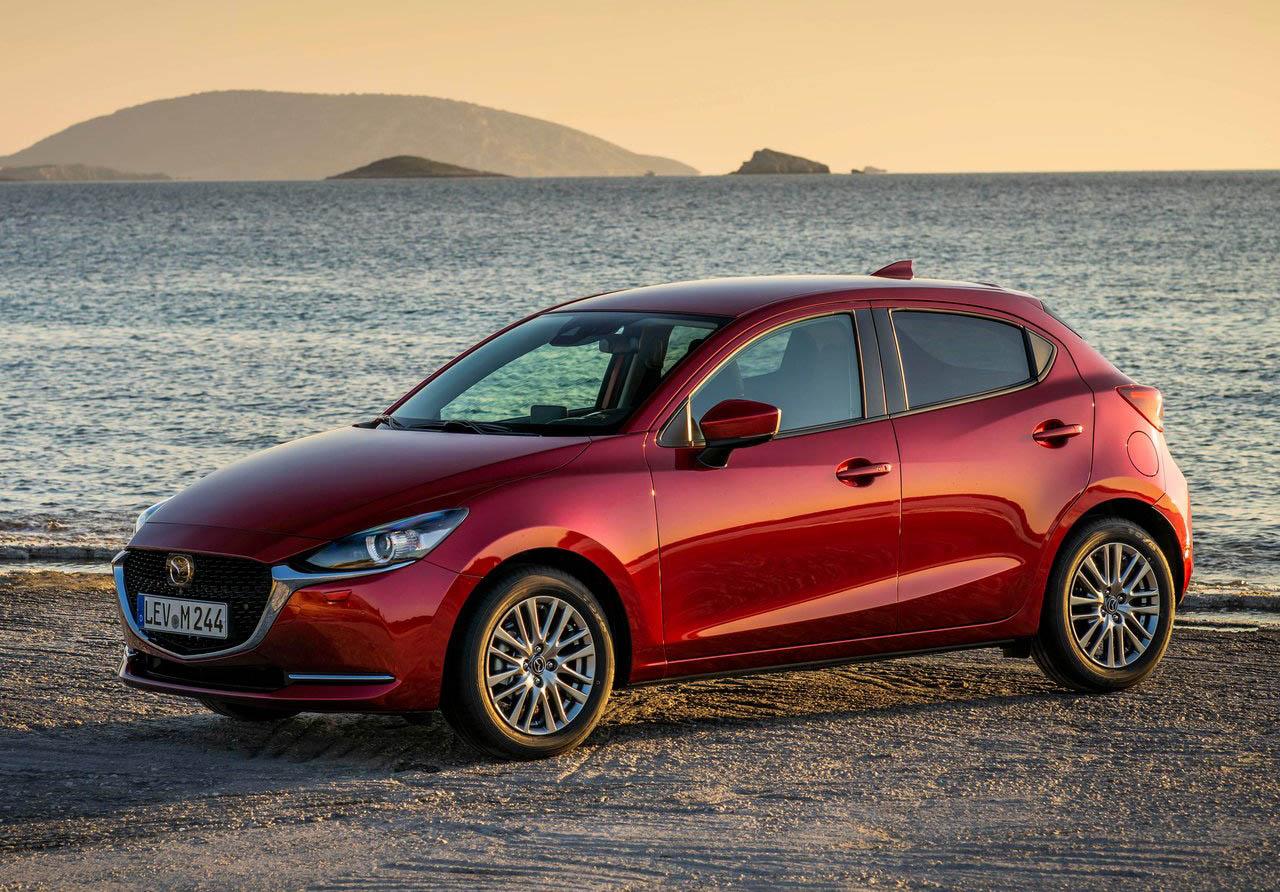 El Mazda 2 Hatchback i Grand Touring AT 2020 resena opiniones recibió una actualización