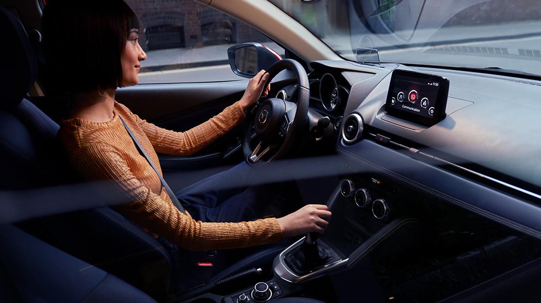 El Mazda 2 Hatchback i Grand Touring AT 2020 resena opiniones está pensado para entornos urbanos